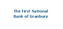 First National Bank of Grandbury